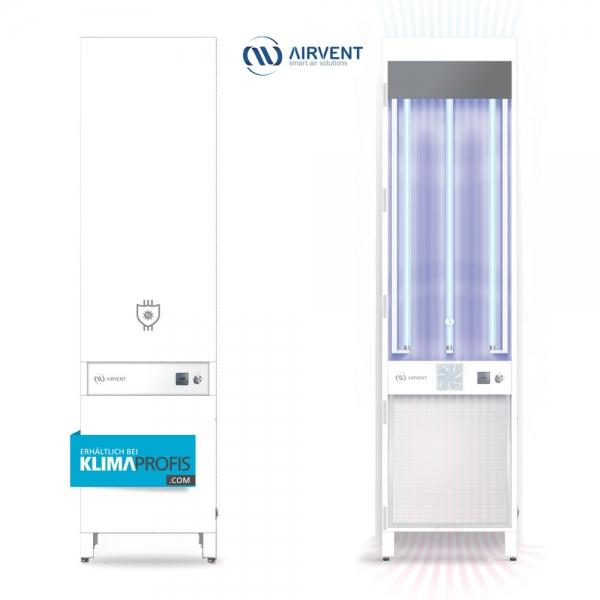 AIRVENT UV-C FiltAir 75 Luftsterilisator zur Innenanwendung