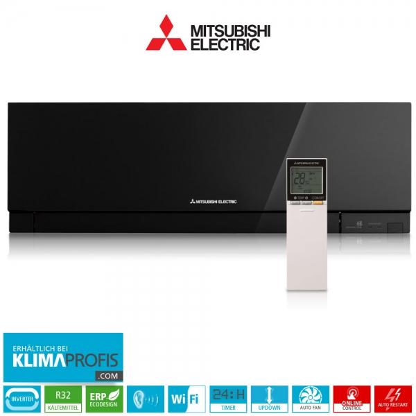 Mitsubishi MSZ-EF35VGKB R32 WiFi Multi-Split Premium Wandklimagerät - 3,5 kW