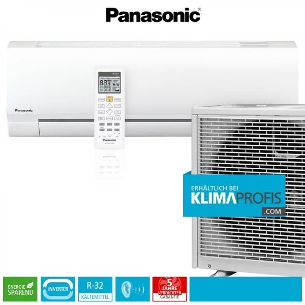 Panasonic PZ50-TKE Inverter R32 Klimageräte-Set - 5,4 kW