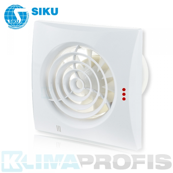 SIKU 100 Quiet TH Axialventilator zur Abluftbeseitigung