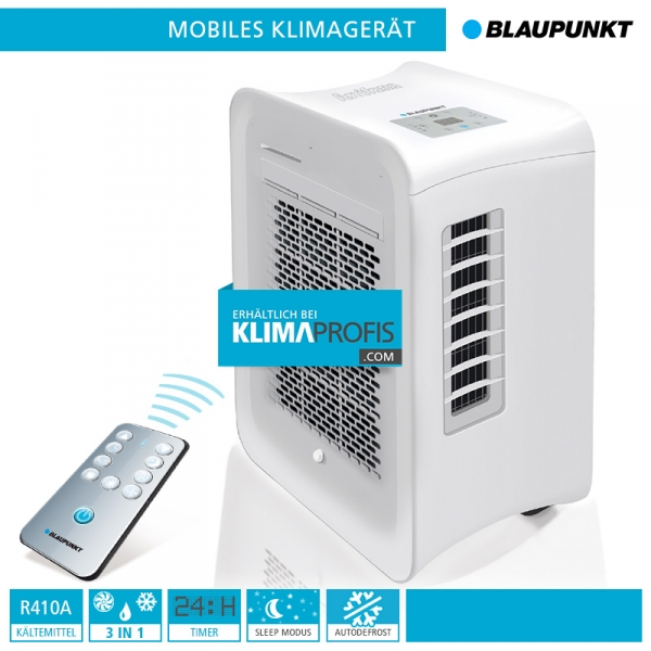 mobiles klimager t blaupunkt arrifana 07 2 kw f r r ume bis 15 qm monoblock ger te mobile. Black Bedroom Furniture Sets. Home Design Ideas