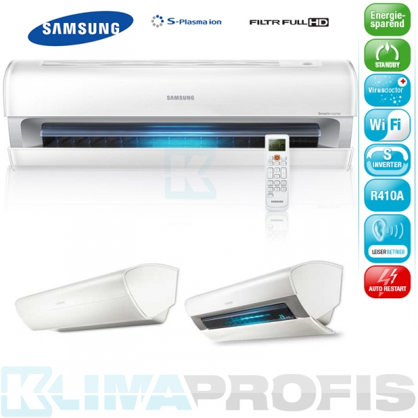 Samsung FJM Multisplit Wandklimagerät Prestige AR 12 - 3,5 kW