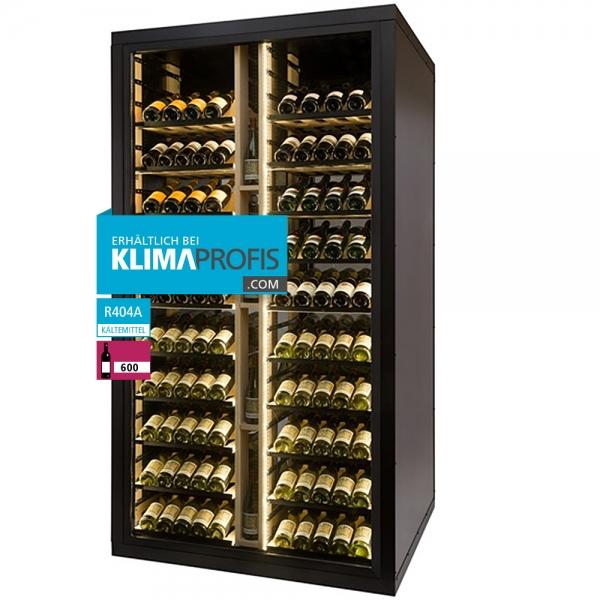 Weinklimazelle Visiocave 600 R, 600 Flaschen