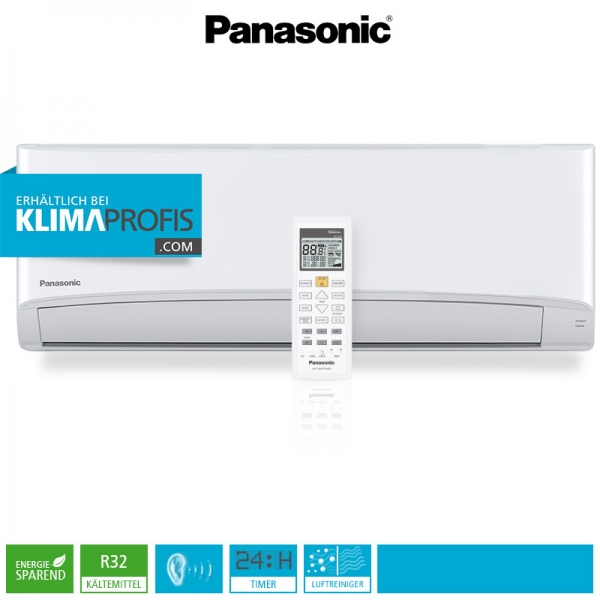 Panasonic Etherea CS-Z50TKEW R32 Multi-Split Inverter Plus Wandklimagerät - 5 kW