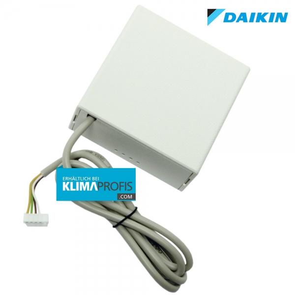 Daikin Universalregelung RTD-RA, Control interface