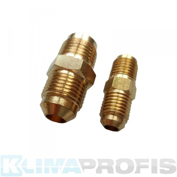 Kältemittelleitungs-Verbinder Set 6/10mm