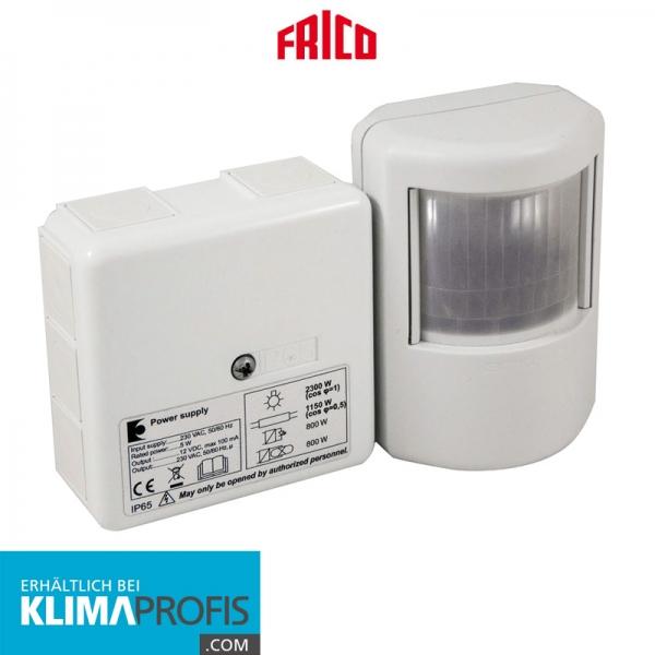 Präsenzmelder mit Stromversorgung Frico PDK65 Kit