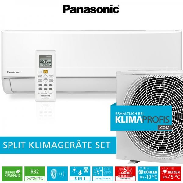 Panasonic FZ-35WKE R32 Standard Inverter Klimageräte-Set - 3,9 kW