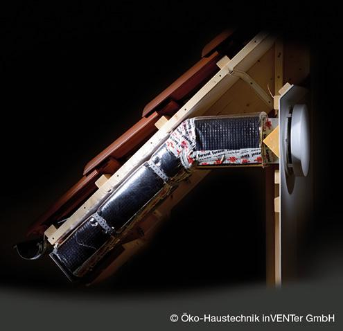 Klimaanlage Dachgeschoss